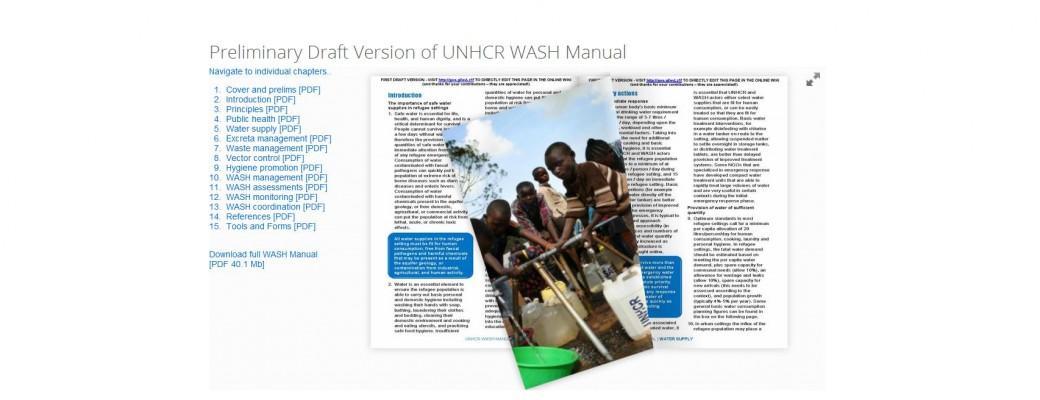 UNHCR-WASH-Manual-Ver6