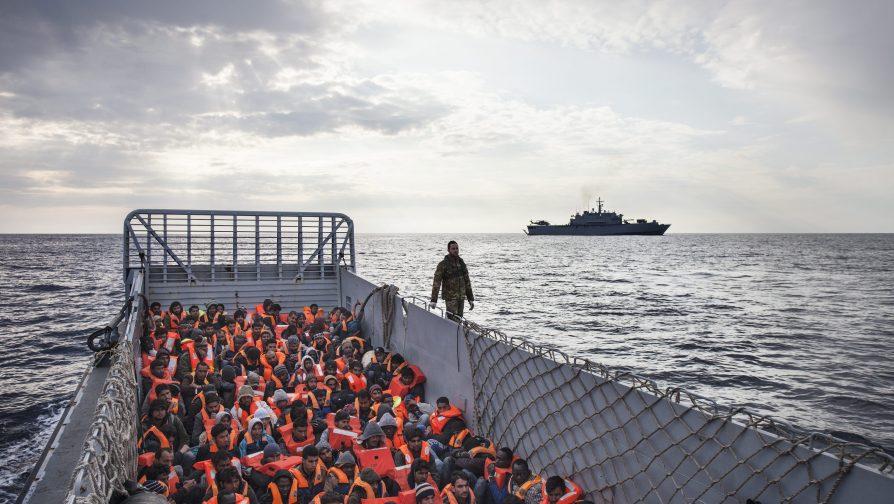 歐洲難民情況