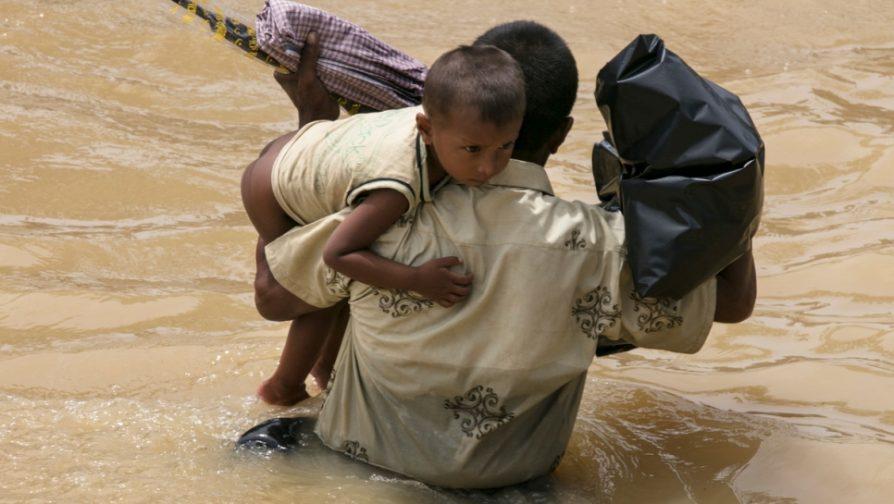 孟加拉 羅興亞難民危機
