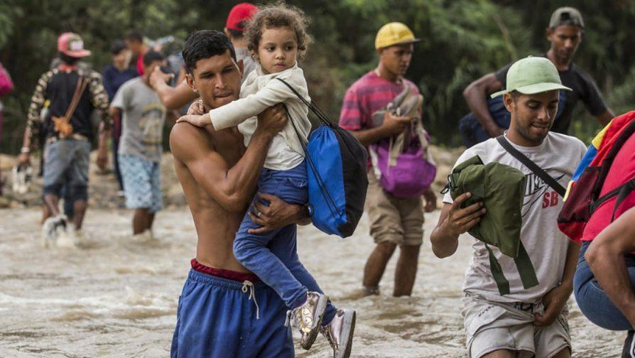 全球被迫逃離家園人數超過7,000萬