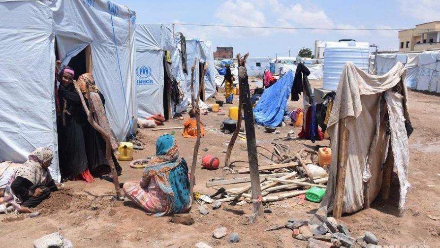 也門洪水加劇霍亂傳播風險