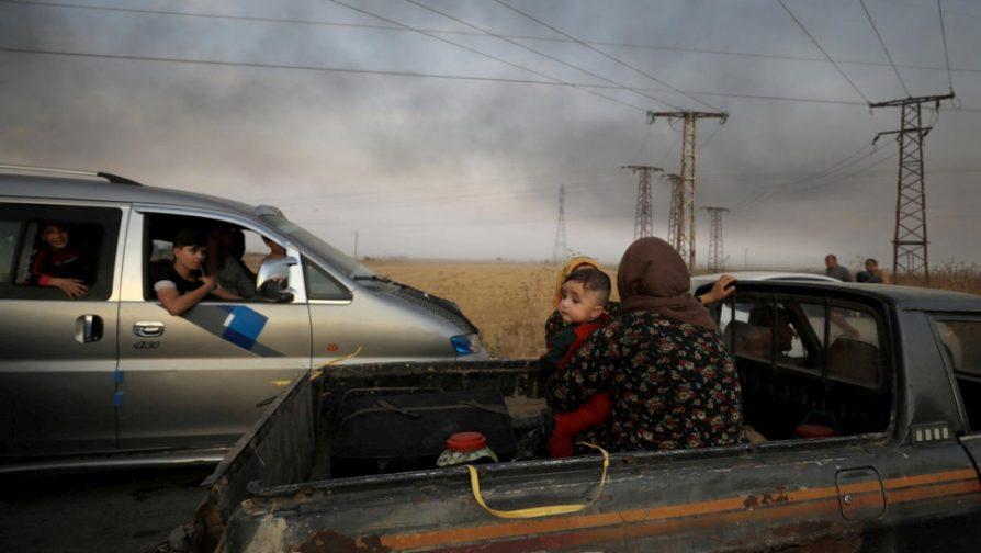 敍利亞北部衝突升級 數十萬平民面臨傷害