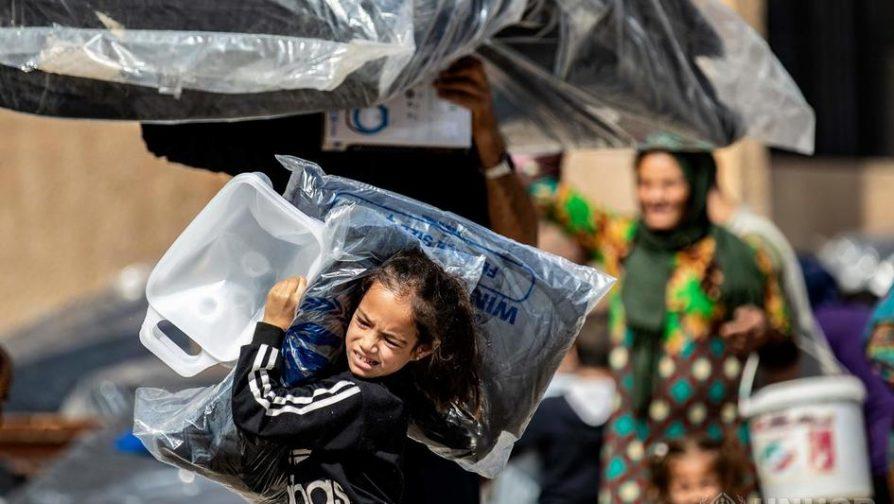 聯合國難民署增加對敍利亞東北部的援助